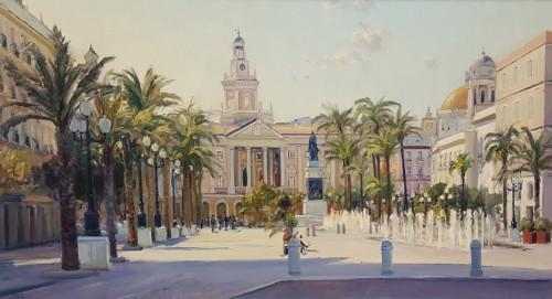 Padrós - Plaza San Juan de Dios