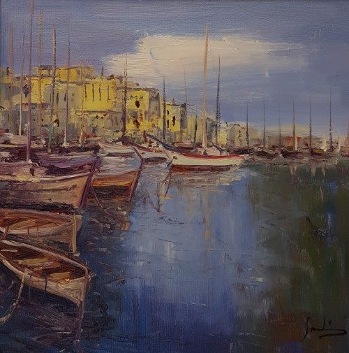 Solís - Barcas