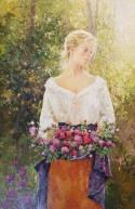 Román Francés - Mujer