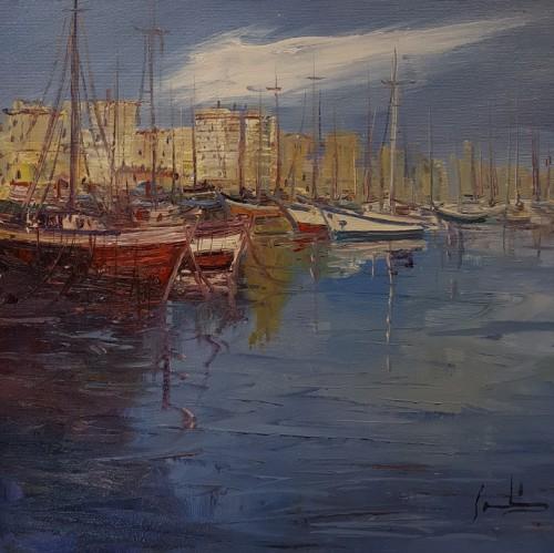 Solís - Barcas II